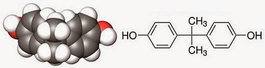 Bisfenol Química