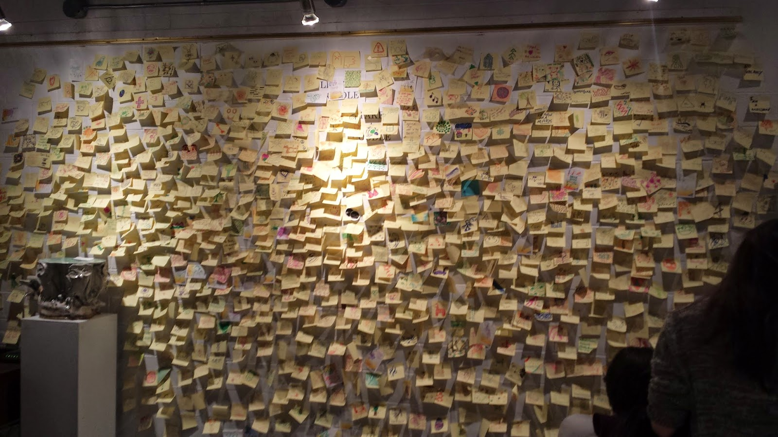 Image result for A Beautiful Mind post it note