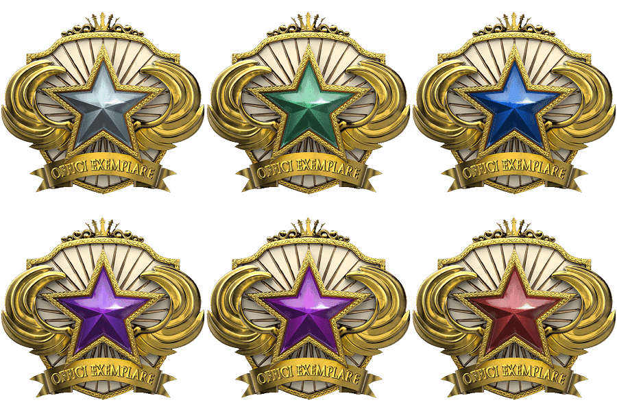 Service Medal 2018 CSGO Steam