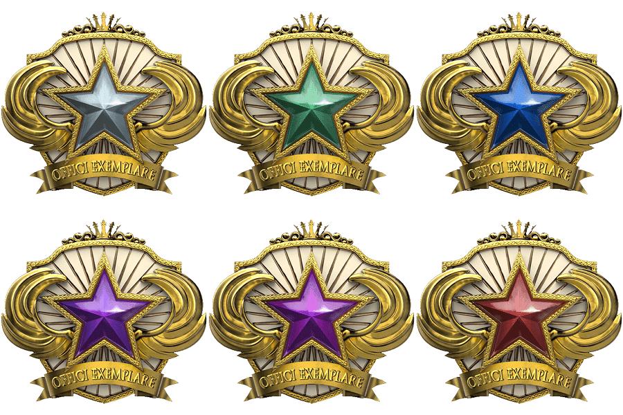 Service Medal 2018 CSGO Steam