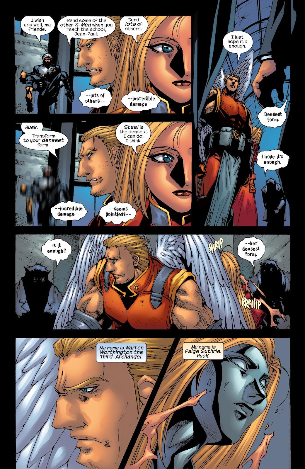Uncanny X-Men (1963) issue 418 - Page 10
