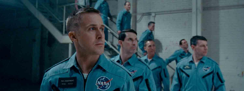 FIRST MAN - EL PRIMER HOMBRE -  Ryan Gosling actor