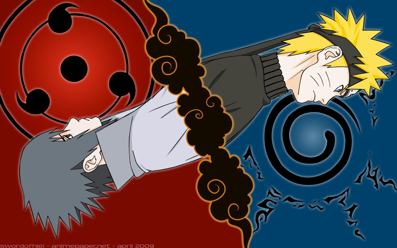 Naruto And Sasuke Wallpaper Hd 4