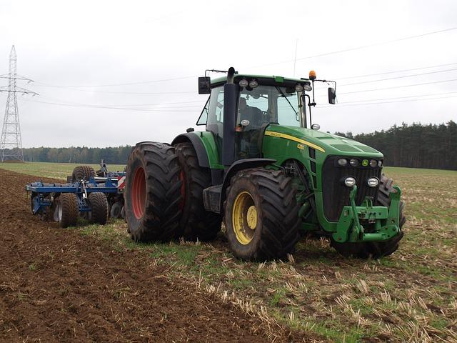 Langkah-Langkah operator untuk Mengunakan traktor