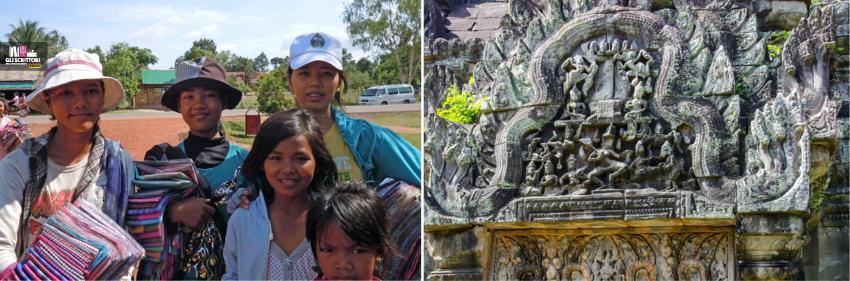 Il tempio di Banteay Samré - Cambogia