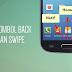 Mengganti Tombol Back Android dengan Aplikasi Swipe Home Button