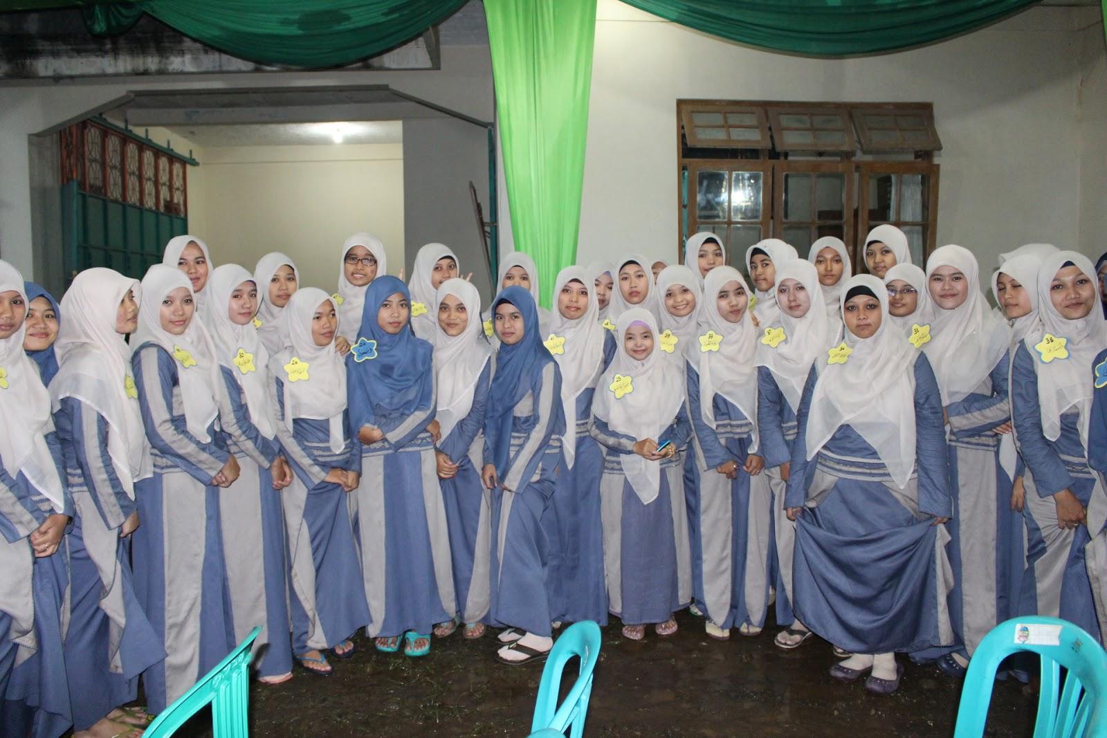Santriwati Al Amin Pabuwaran Purwokerto Utara