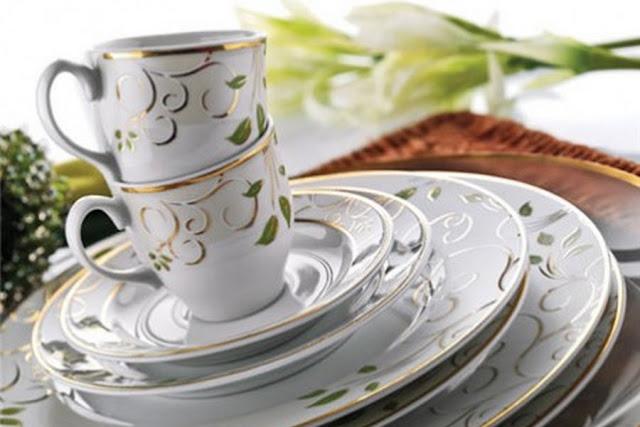 Tips Agar Porselen dan Kaca Selalu Bersih Mengkilat