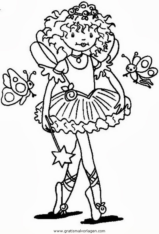 Malvorlagen Gratis Malvorlagen Prinzessin Lillifee Ausmalbilder