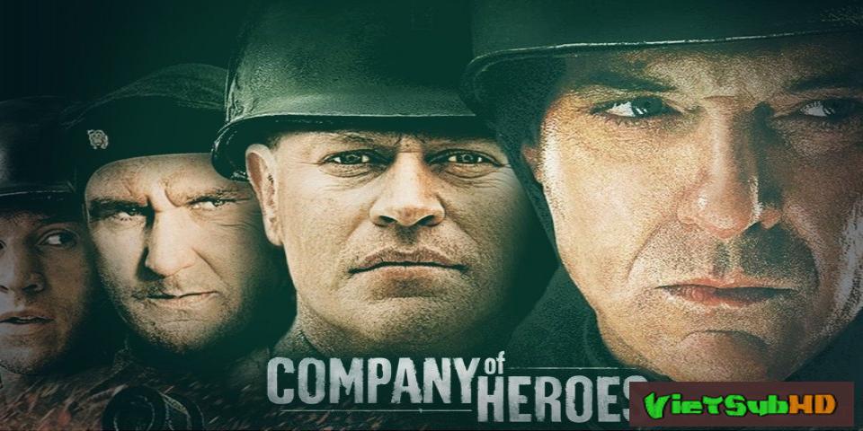 Phim Biệt Đội Anh Hùng VietSub HD | Company Of Heroes 2013