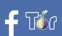 Facebook na Tor Logo
