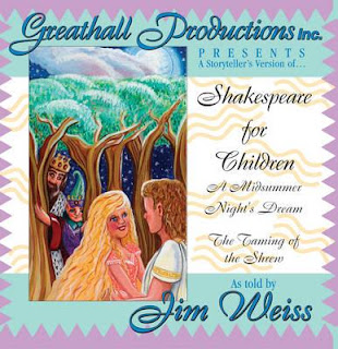http://www.bookdepository.com/Shakespeare-for-Children-Jim-Weiss/9781942968849?ref=grid-view