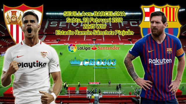 Prediksi Tepat Liga Inggris Antara Sevilla vs Barcelona