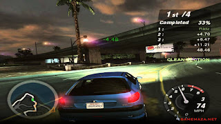 Need For Speed Underground 2 Gameplay Screenshot 4