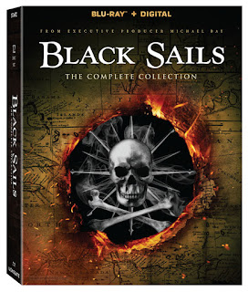 Black Sails The Complete Collection on Blu-ray October 16th