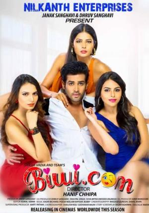Biwi.Com 2016 full hd Hindi 480p HDRip 450MB