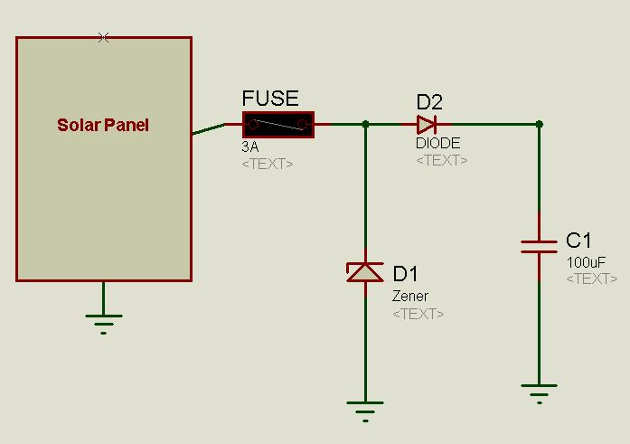 UETian Blogger: Intellgent Solar Charge Controller using ARM