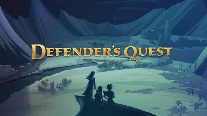 Defender's Quest - GOG