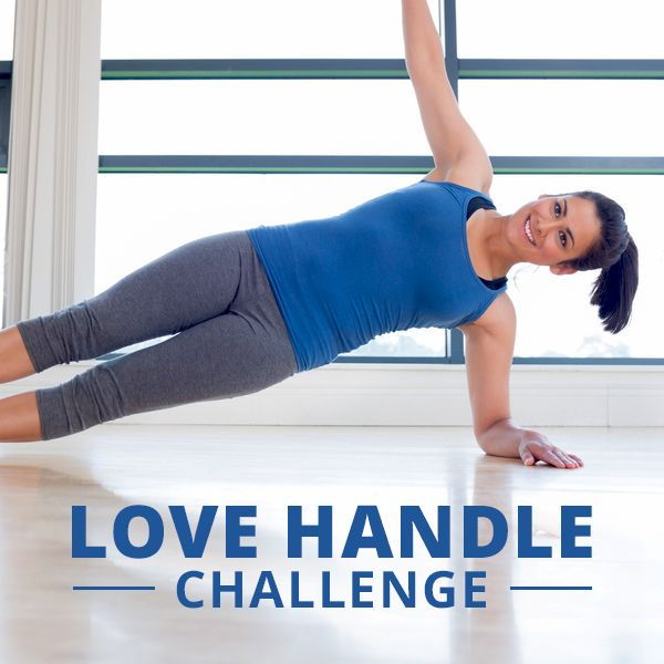 Love Handle Challenge
