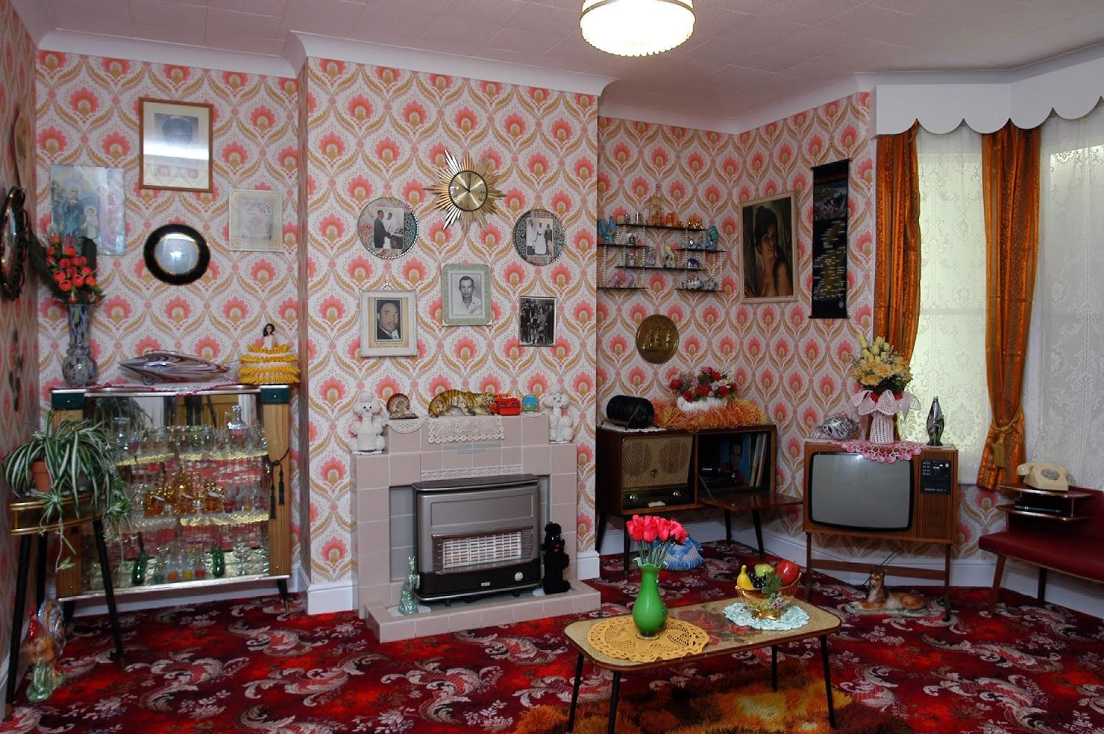 The West Indian Front Room Geffrye Museum 2005 06 CJohn Neligan