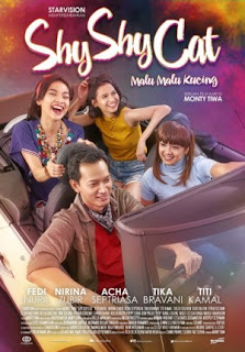 Download film Shy Shy Cat (2016) DVDRIP Gratis
