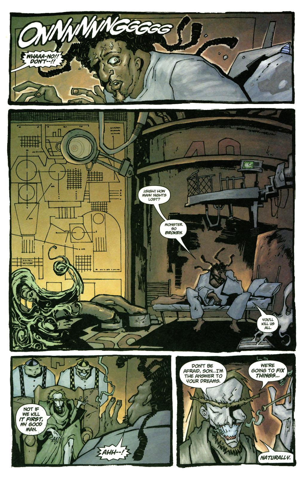 Read online Enginehead comic -  Issue #4 - 20