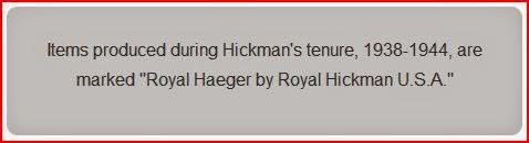 royal haeger royal hickman graybox