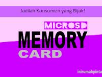5 Memori(y) Card yang Bagus untuk HP Android
