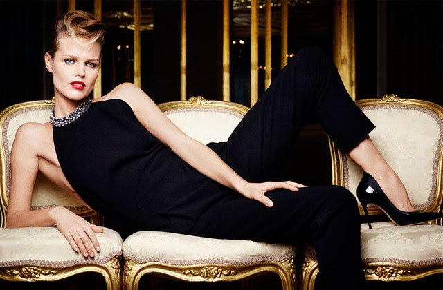 eva herzigova for the edit november 21, 2013 issue - astairwaytofashion