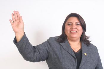 Alcaldes De Lima Leonor Chumbimune Alcaldesa De Santa Anita