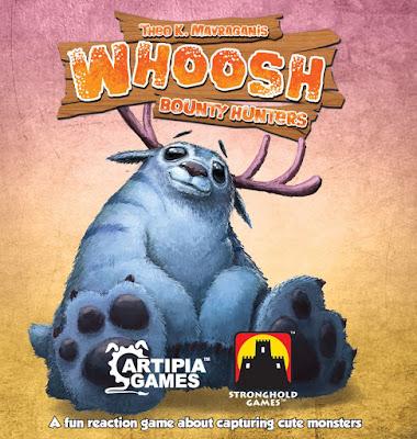 Whoosh: Bounty Hunters [Recensione]