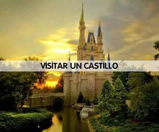 Visitar un castillo