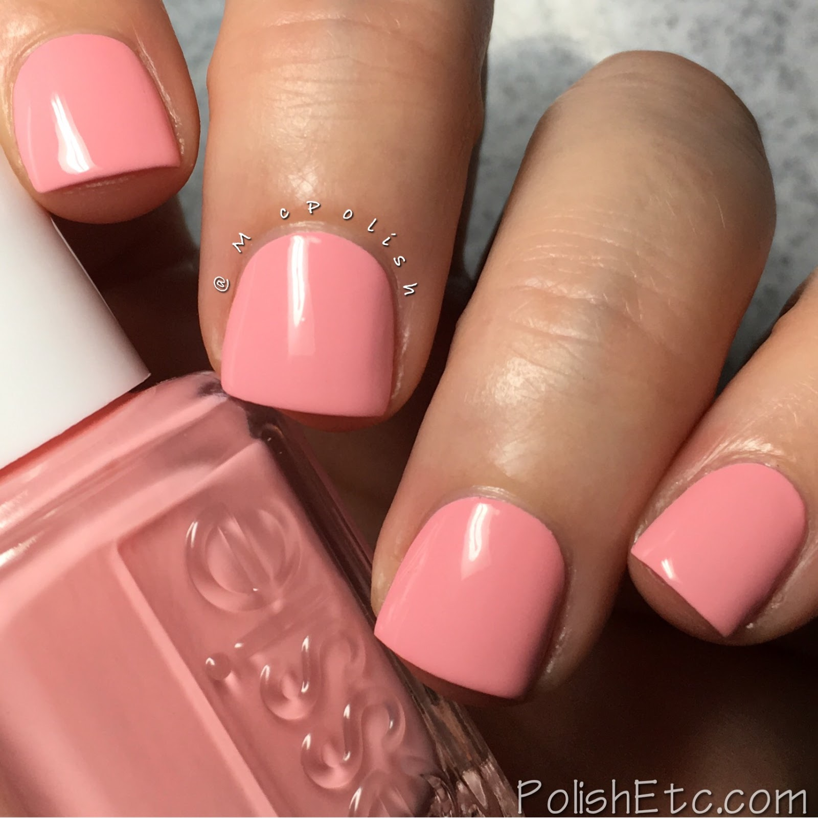 Essie's Spring 2017 Collection - McPolish - excuse me, sur