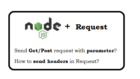 How to post get/post request with parameter? How to send headers in ajax call.