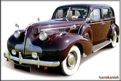 Mobil Antik Terkeren