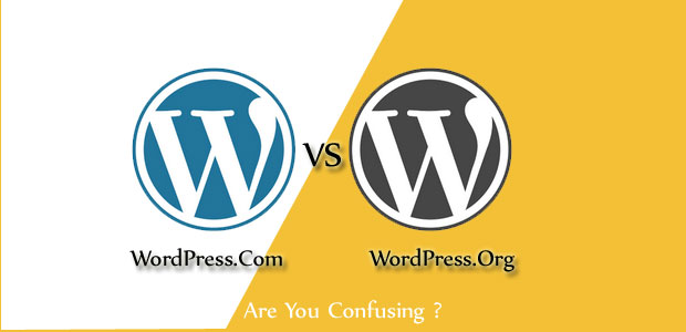 WordPress.com vs WordPress.org Mein Kya Difference Hai