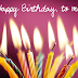 {*Special} Happy Birthday to Me Images Collection