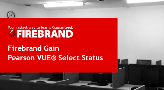 Firebrand Gain Pearson VUE Select Status: CISSP & CCSP Exams Included