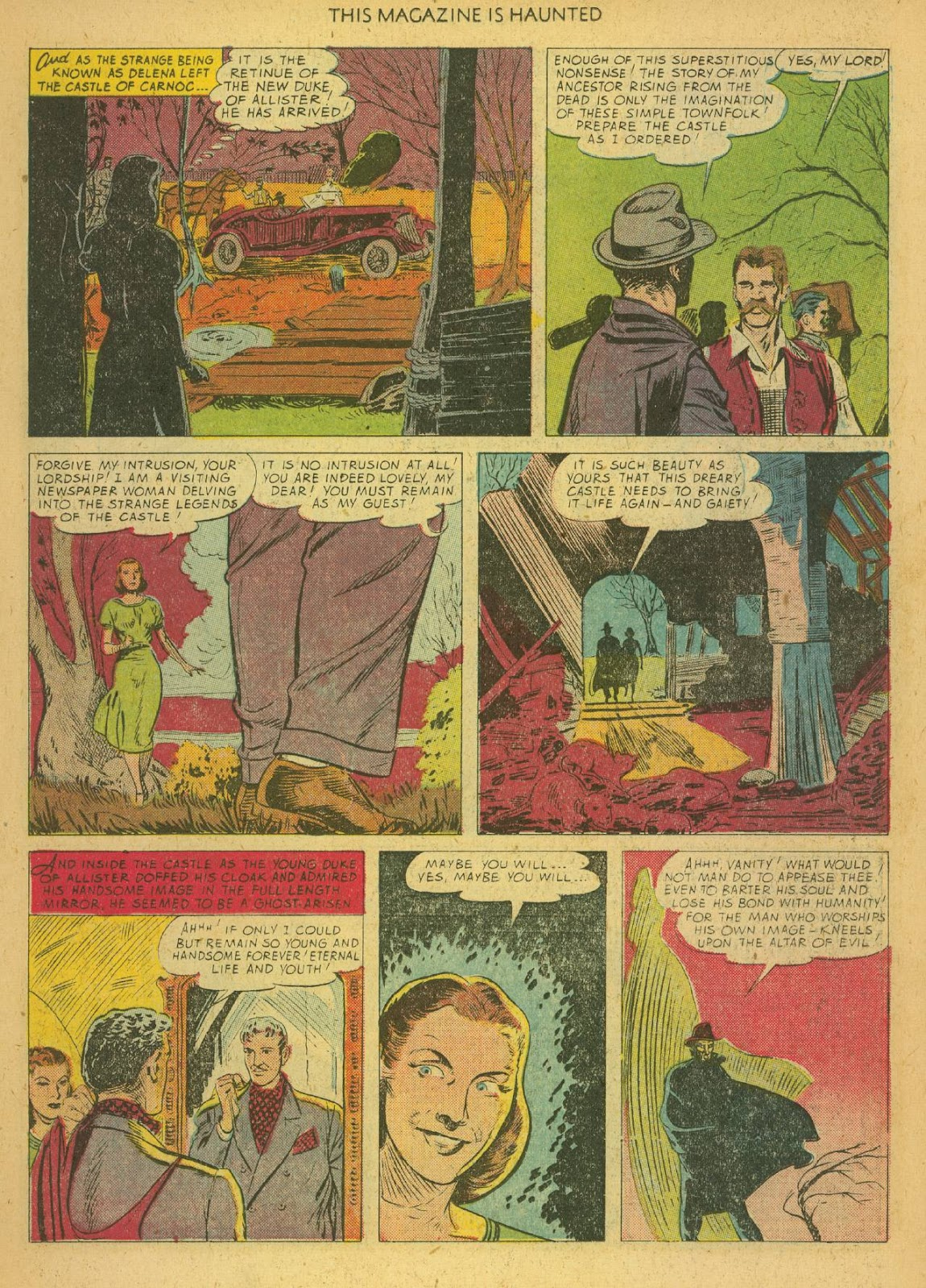Read online This Magazine Is Haunted comic -  Issue #1 - 15