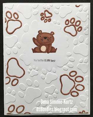 Punny Pals Bear Paws