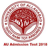 Allahabad University Admission Form 2018-19