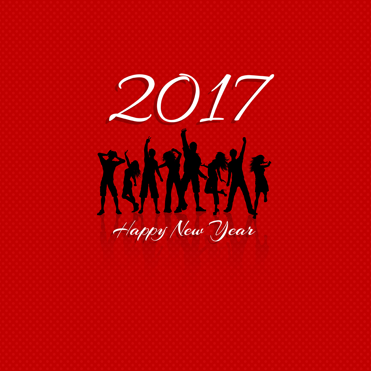 Wishing You a Happy New Year 2017 Messages