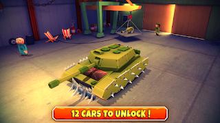 Free download zombie Offroad Safari Mod v1.0 Apk + OBB Unlimited Money