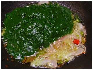 Spinach-Rice Recipe-Palak-Chawal-spicy-veg-recipes