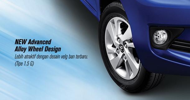 New Advanced Alloy Wheel Design Lebih Aktraktif  Dengan Design Velg dan Ban Terbaru