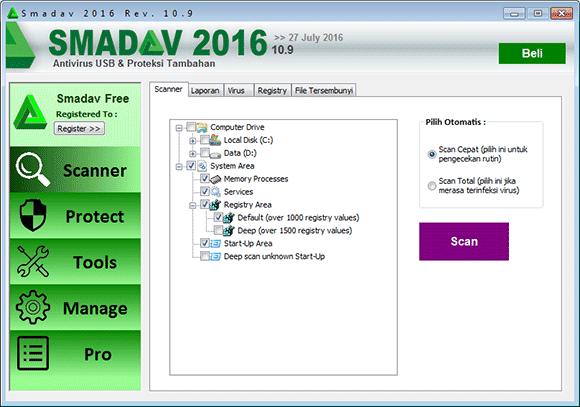 Smadav 10.0 2016