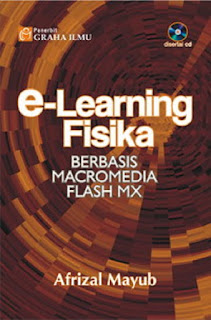 e-Learning Fisika Berbasis Macromedia Flash MX +CD