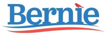 New Bernie Sanders campaign logo