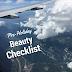 Pre-Holiday Beauty Checklist
