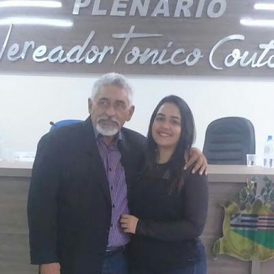 Resultado de imagem para vereadora de Coelho Neto Camila Liz